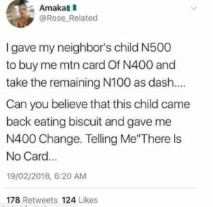 Hilarious! Lady Gives Her Neighbor